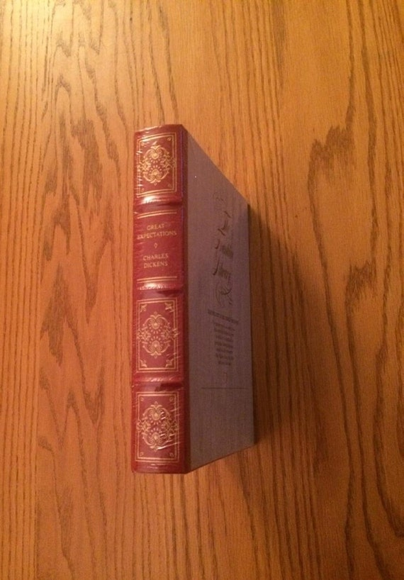Great Expectations by Charles Dickens Franklin Library (SEALED MINT)