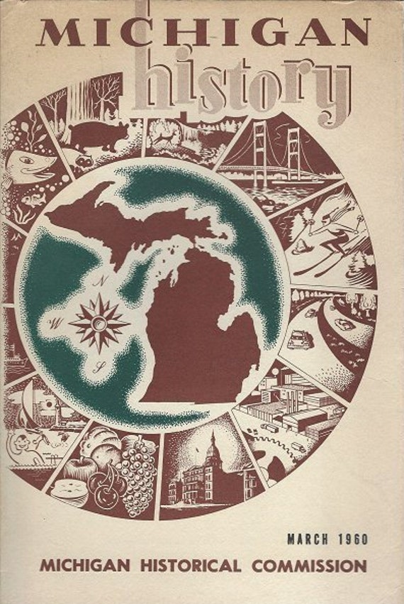 Michigan History September 1960 Volume 44 No. 1