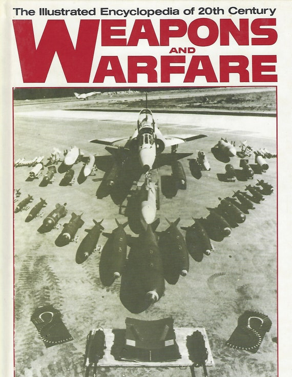 The Illustrated Encyclopedia of 20th Century:  Weapons and Warfare; Volume 15 Karl/Kriv   (1978)