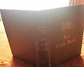 Better Homes and Gardens: NEW COOK BOOK 1965