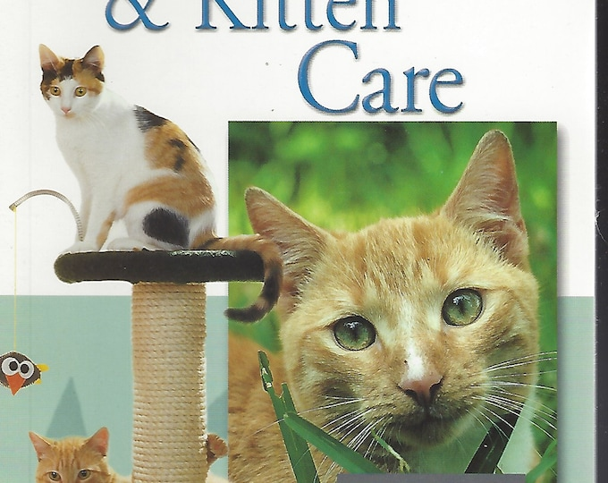 Cat & Kitten Care (Quick and Easy) by Kelli Wilkins  (2005)
