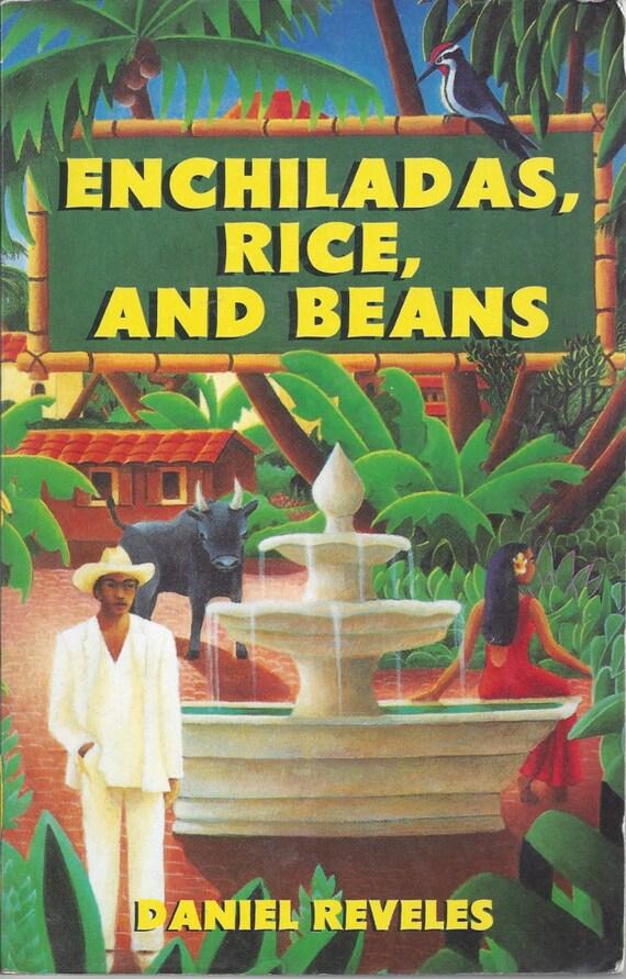 Enchiladas, Rice, and Beans by Daniel Reveles (SC)