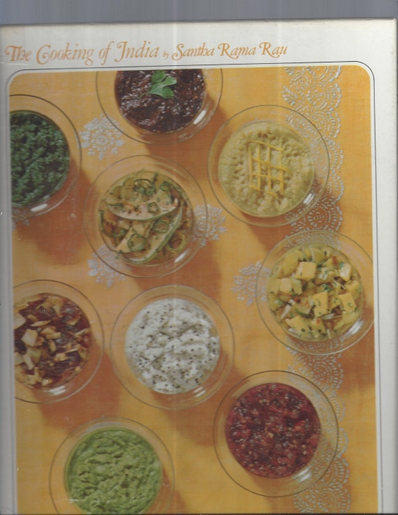 Time-Life Foods of the World: Cooking of India BOX SET