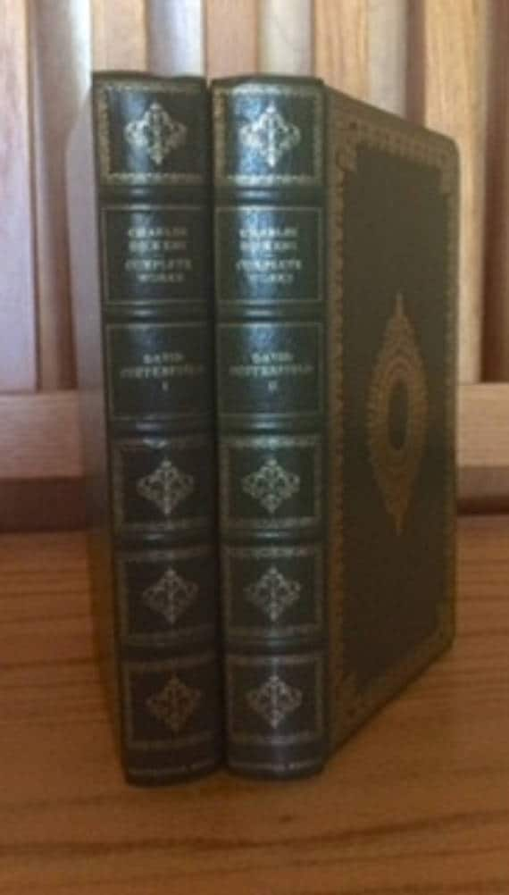 David Copperfield by Charles Dickens 2 Volume set