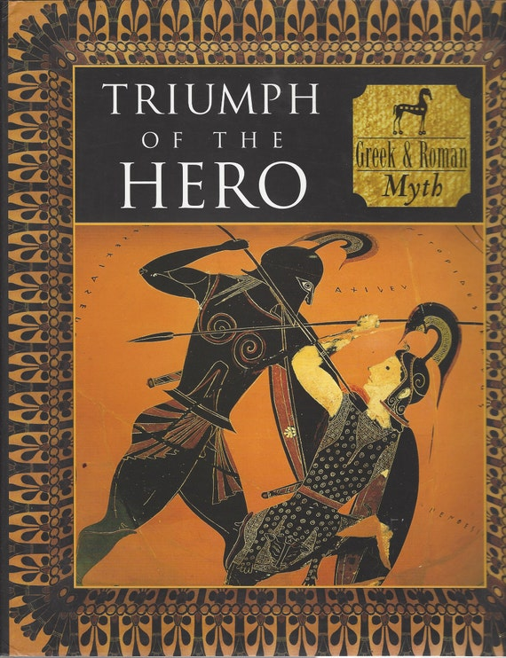 Time-Life: (GREEK & ROMAN) Myth and Mankind-Triumph of the Hero