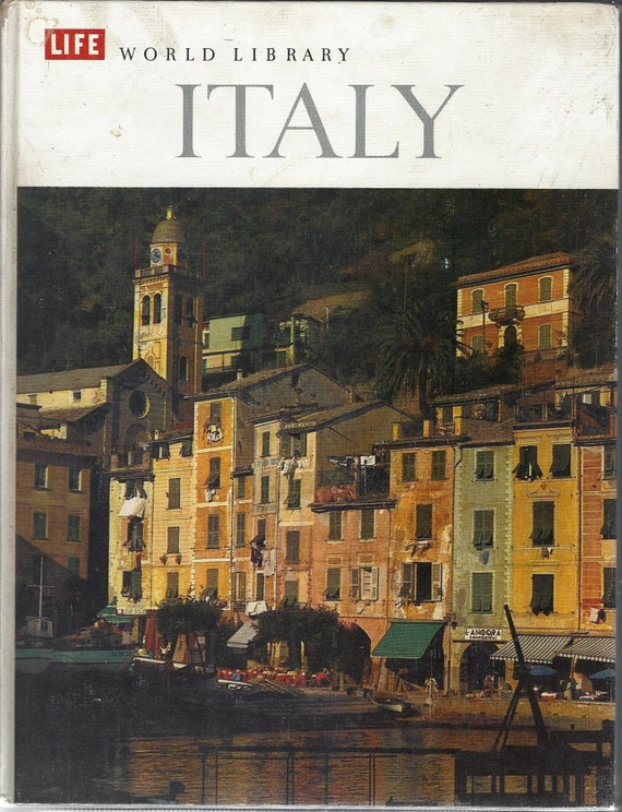 TIME LIFE: World Library; Italy by Herbert Kubly (1961)