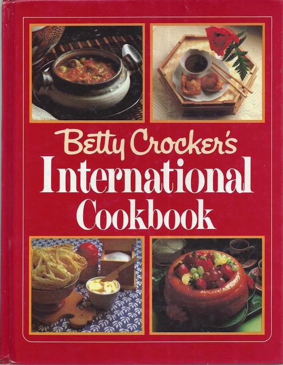 Betty Crocker's International Cook Book 1980