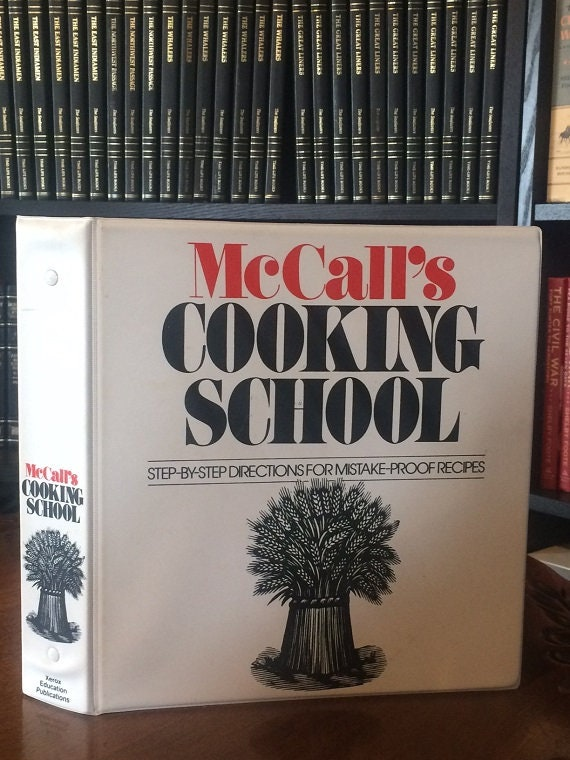 McCall's Cooking School (Binder Only)
