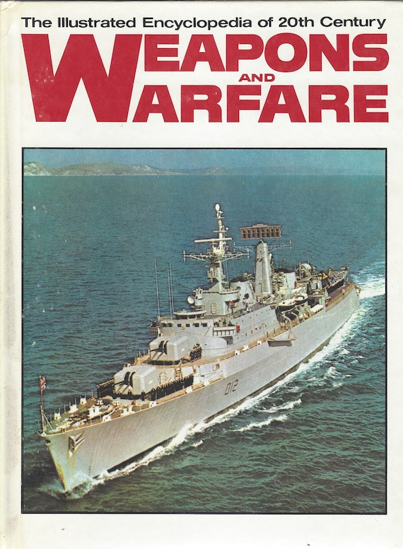 The Illustrated Encyclopedia of 20th Century:  Weapons and Warfare; Volume 7 D1/DOXA   (1978)