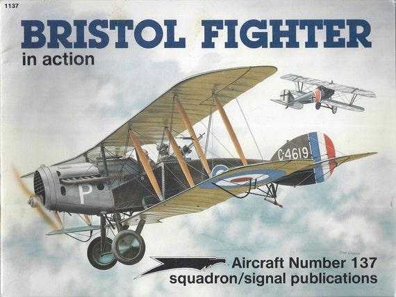 Bristol Fighter IN ACTION 1993 (Paperback)
