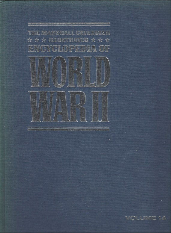 The Marshal Cavendish Illustrated Encyclopedia of World War 11  Volume 14;  Breakout from Normandy  (1972)
