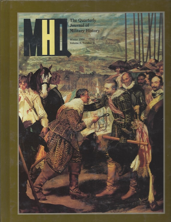 The Quarterly Journal of Military History: Winter 1996 Volume 8, Number 2
