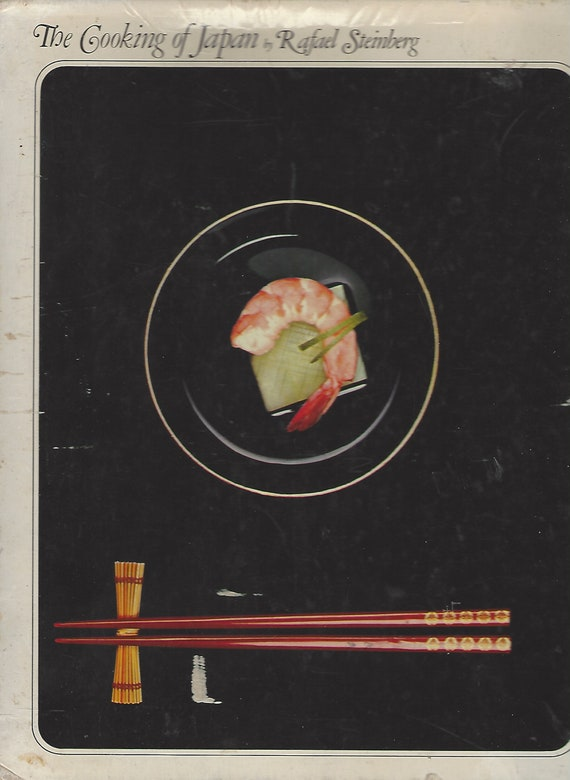 Time-Life Foods of the World: The Cooking of Japan  (BOX SET)