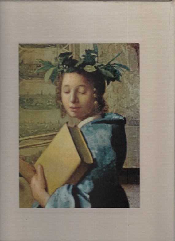 TIME LIFE: The Library of Art-The World of Vermeer 1632-1675 by Hans Koningsberger (1973)