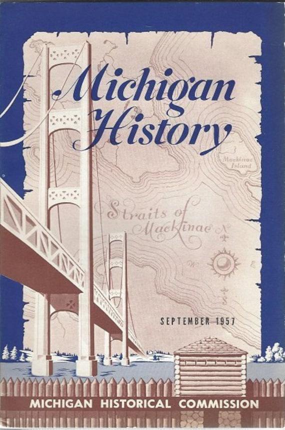 Michigan History September 1957 Volume 41 No. 3