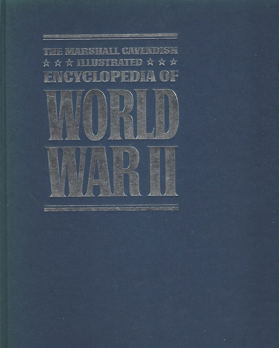 The Marshal Cavendish Illustrated Encyclopedia of World War II (Volume 8) Japan at High Tide  (1972)