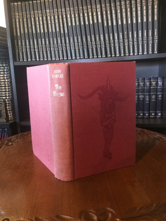 The Magus by John Fowles 1977 1st American Edition