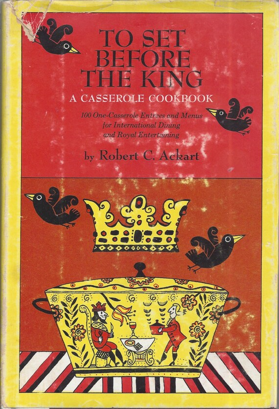 To Set Before the King by Robert Ackart 1967