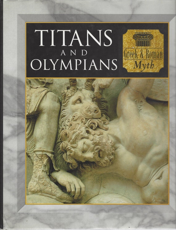 Time-Life: (GREEK & ROMAN) Myth and Mankind-Titans and Olympians