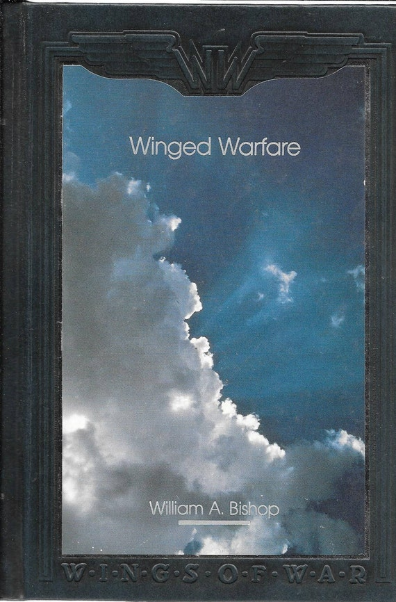 Time-Life: Wings of War-Winged Warfare by Bishop