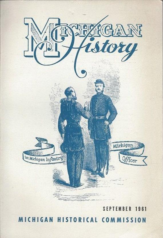 Michigan History September 1961 Volume 45 No. 3