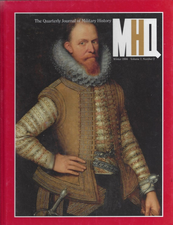 The Quarterly Journal of Military History: Winter 1994 Volume 7, Number 2
