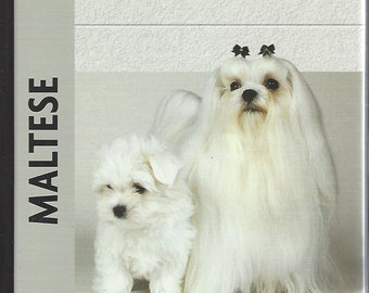 Maltese ; A Kennel Club Book by Juliette Cunliffe (2006) Hardcover