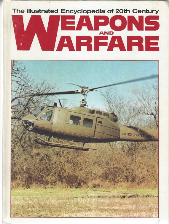 The Illustrated Encyclopedia of 20th Century:  Weapons and Warfare; Volume 14 Invi/Kar  (1978)