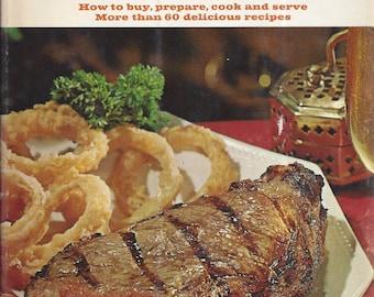 The Steak Book by Arthur Hawkins Hardcover 1966