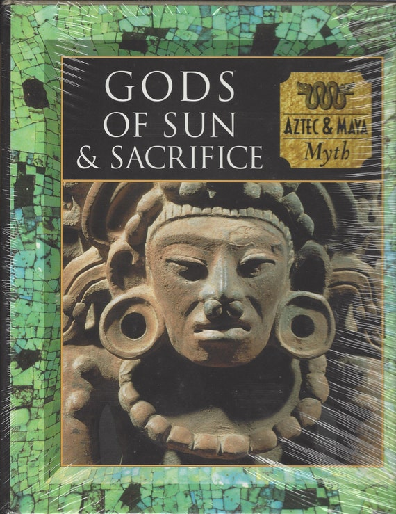 Time-Life: (AZTEC & MAYA) Myth and Mankind-Gods of Sun and Sacrifice (SEALED)