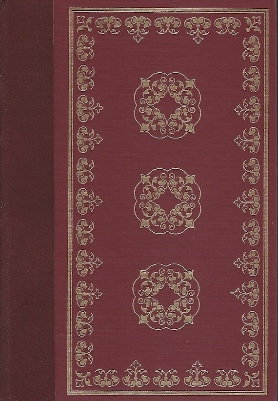 Jane Eyre  by Charlotte Bronte   Leather Bound (NEAR MINT)