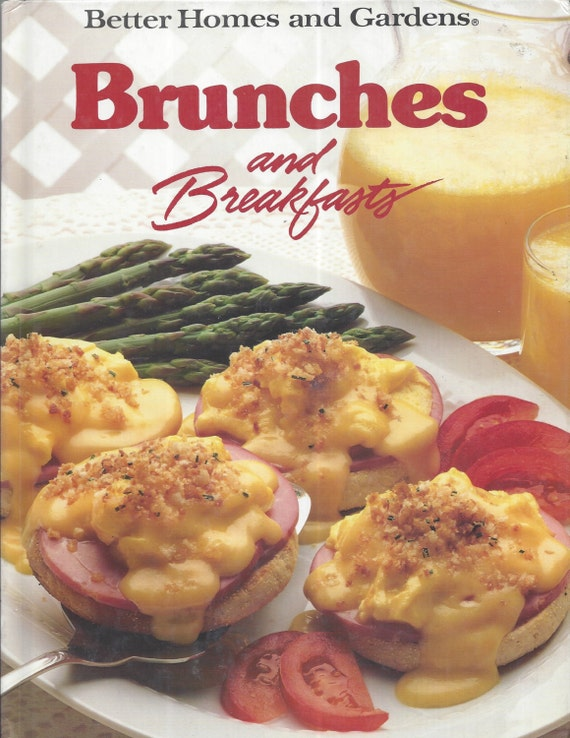 Better Homes and Gardens: Brunches and Breakfasts Cook Book (Hardcover)