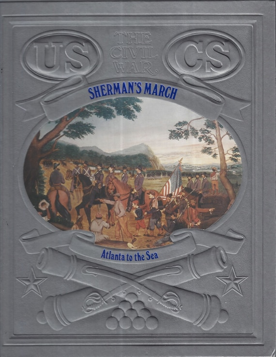 Time-Life: The Civil War-Sherman's March (MINT)