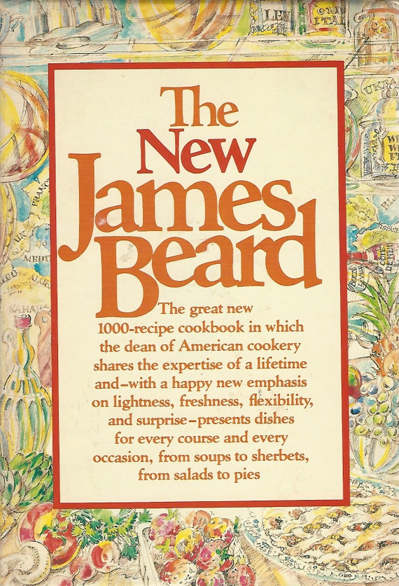 The New James Beard    Hardcover (1981)