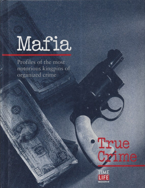 Time-Life: True Crime Complete 9 book set