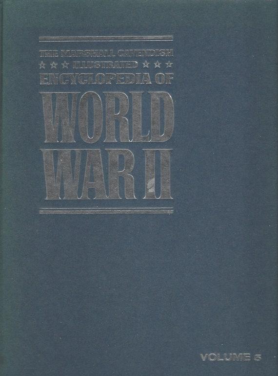 The Marshal Cavendish Illustrated Encyclopedia of World War II   Volume 5   Barbarossa/Pearl Harbor (1972)
