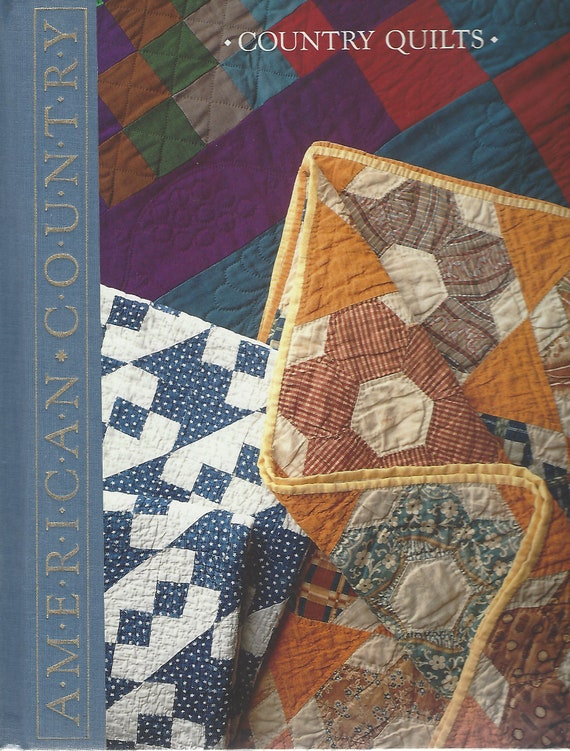 Time-Life: American Country-Country Quilts