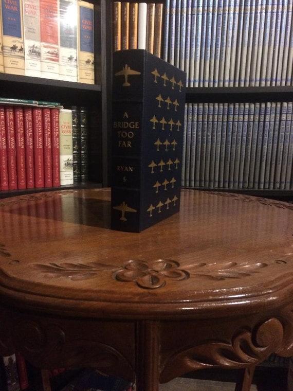 A Bridge Too Far by Cornelius Ryan  Easton Press (Leather Bound)