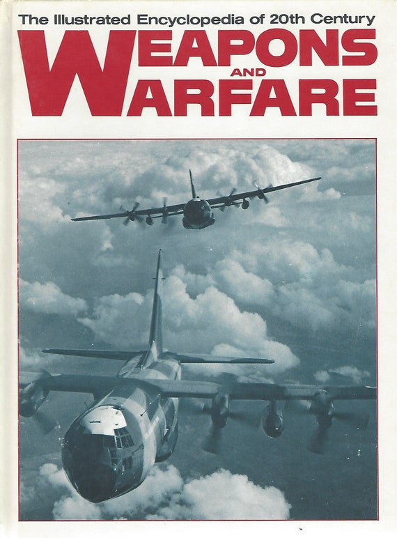 The Illustrated Encyclopedia of 20th Century:  Weapons and Warfare; Volume 12 Harp/Holl  (1978)