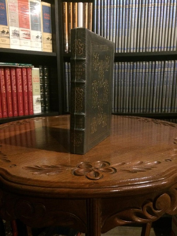 Naval Warfare Under Oars by William Ledyard Rodger Easton Press (Leather Bound) (SEALED MINT)