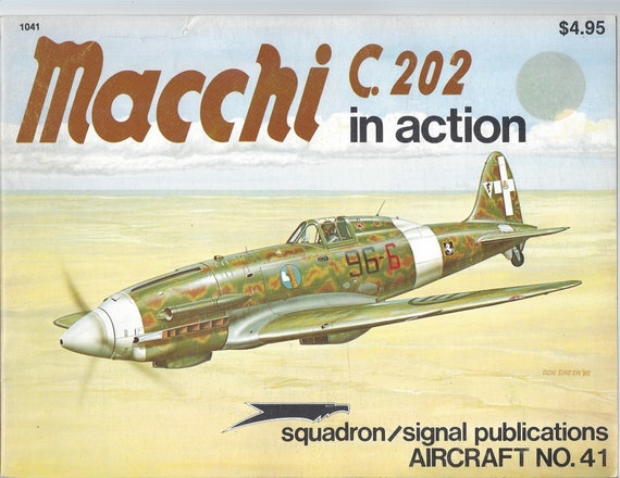 Macchi C.202 in Action - Aircraft No. 41 (Paperback)