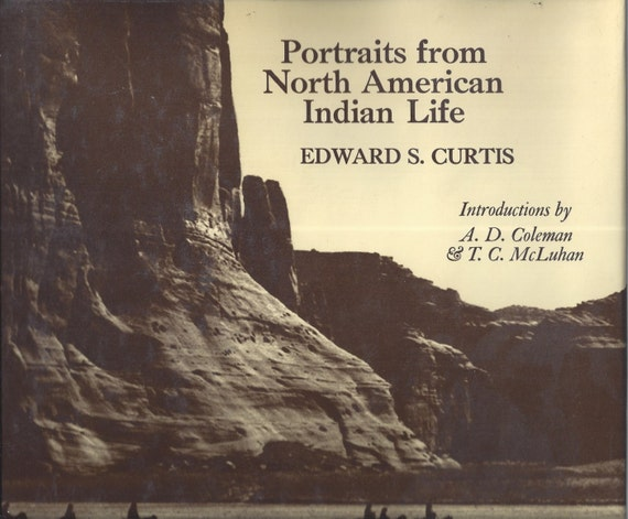 Portraits from North American Indian Life by Edward C. Curtis