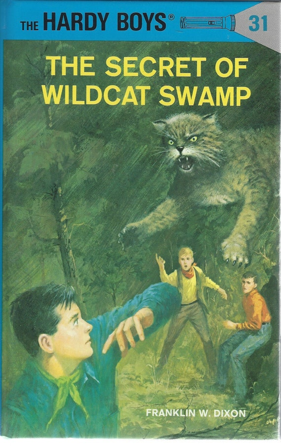 The Hardy Boys by Franklin W. Dixon No. 30 The Wailing Siren Mystery (1994)