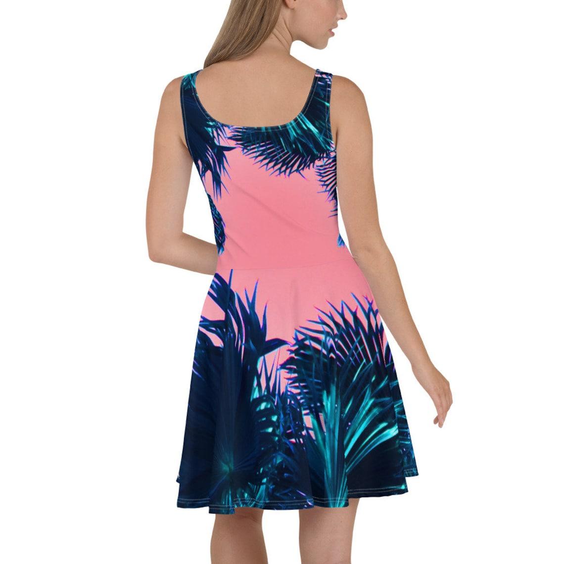 Park Avenue Skater Dress