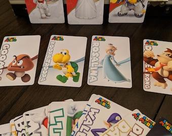 Custom Amiibo Cards