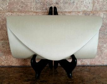 Vintage Jim Thompson Satin/Silk Evening Bag/Clutch