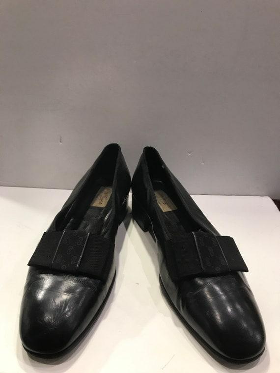 c1cda65501fb65 Robe chaussure pompe taille EU hommes Gucci Vintage 42 1 2   Etsy