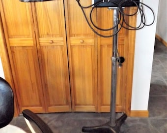 Rare Electro Therapy Products Corp. Medical Quackery Device that's been  Converted into Floor Lamp