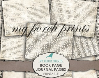 picture relating to John Winchester Journal Pages Printable named Magazine website page Etsy