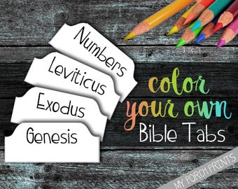 bible tabs bible tabs printable bible tabs download color your own bible journal tabs bible journaling printable printable tabs blank